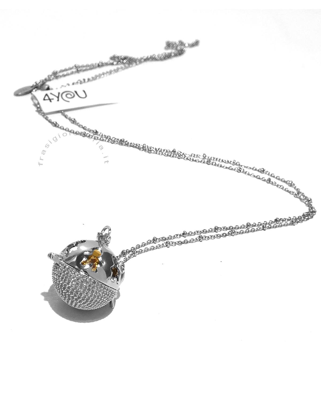 negozio online 34315 0feb5 Collana FOR YOU jewels